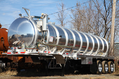 Product Spotlight: Cal-Portisan Aluminum Trailer